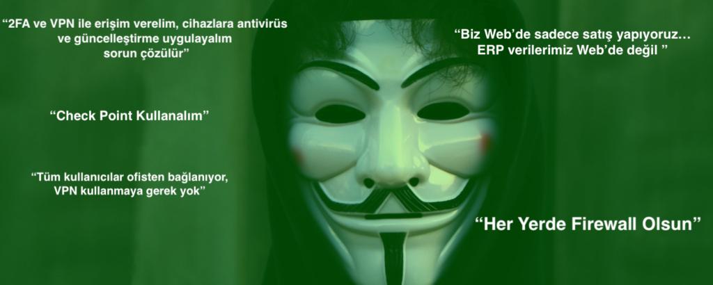 Siber Güvenlik Politikası